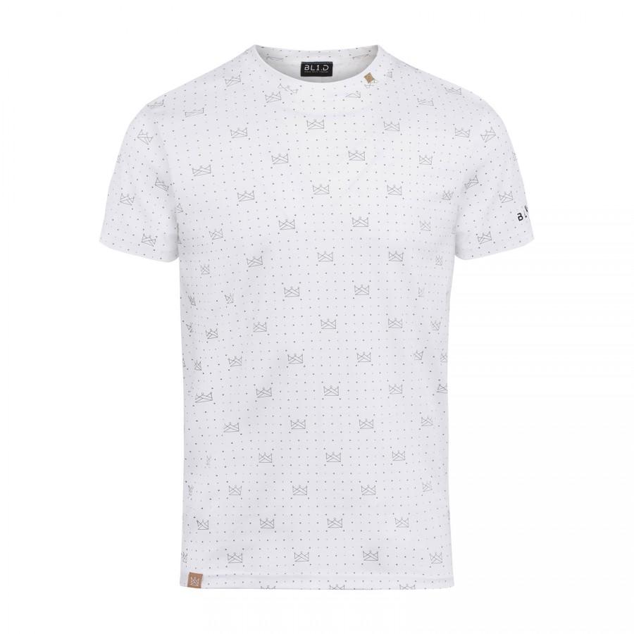 T-shirt GENIUS Blanc