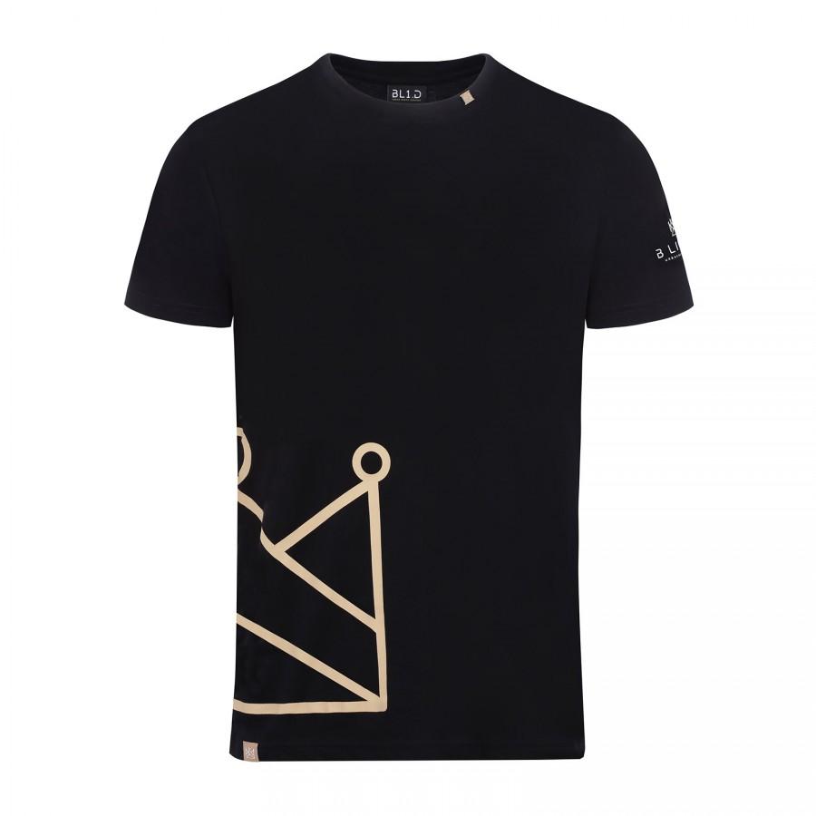 T-shirt GAME Noir