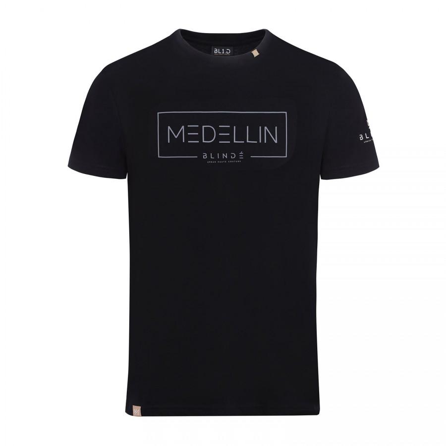 MEDELLIN Black T-shirt