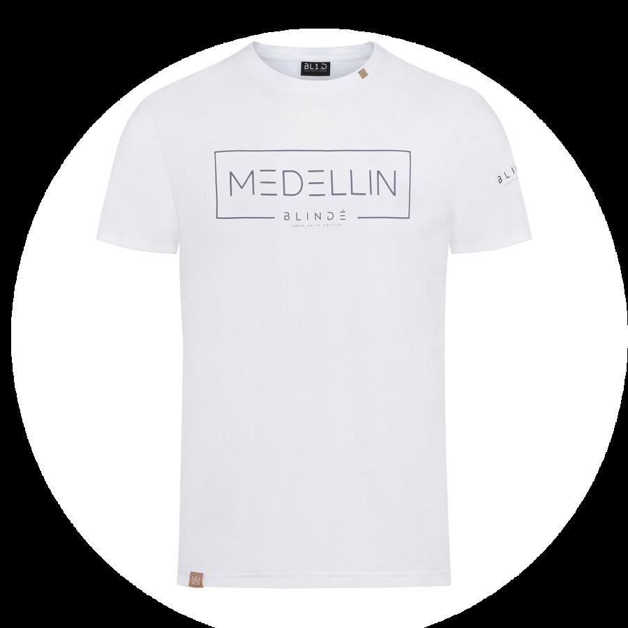 MEDELLIN White T-shirt
